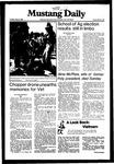 Mustang Daily, May 25, 1982