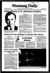 Mustang Daily, May 26, 1982