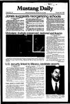 Mustang Daily, May 27, 1982