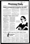 Mustang Daily, May 28, 1982