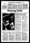 Mustang Daily, June 4, 1982