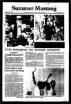 Summer Mustang, July 8, 1982