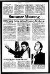 Summer Mustang, July 29, 1982