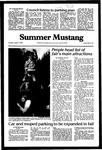 Summer Mustang, August 12, 1982