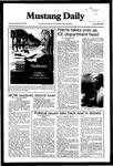 Mustang Daily, September 23, 1982