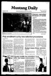 Mustang Daily, September 24, 1982