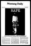 Mustang Daily, September 27, 1982
