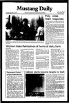 Mustang Daily, September 30, 1982