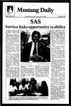 Mustang Daily, October 4, 1982
