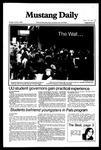 Mustang Daily, October 5, 1982