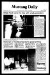 Mustang Daily, October 7, 1982