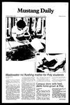 Mustang Daily, October 12, 1982