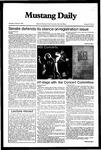 Mustang Daily, October 14, 1982