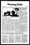 Mustang Daily, October 15, 1982