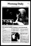 Mustang Daily, October 20, 1982