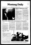 Mustang Daily, October 21, 1982