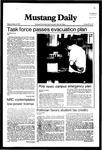 Mustang Daily, October 22, 1982