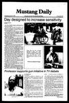 Mustang Daily, October 27, 1982