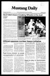 Mustang Daily, October 28, 1982