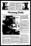 Mustang Daily, November 5, 1982