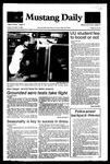 Mustang Daily, November 12, 1982