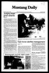 Mustang Daily, November 16, 1982