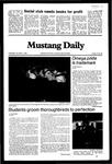 Mustang Daily, November 17, 1982