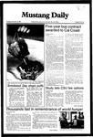 Mustang Daily, November 18, 1982