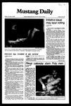 Mustang Daily, November 19, 1982