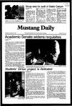 Mustang Daily, November 23, 1982