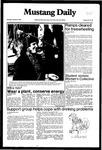 Mustang Daily, January 6, 1983