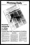 Mustang Daily, January 10, 1983