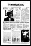 Mustang Daily, January 13, 1983