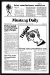 Mustang Daily, January 27, 1983