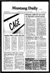 Mustang Daily, March 4, 1983