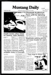 Mustang Daily, March 8, 1983
