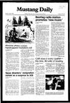 Mustang Daily, April 4, 1983