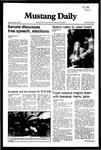 Mustang Daily, April 11, 1983