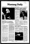 Mustang Daily, April 13, 1983