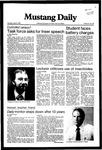 Mustang Daily, April 14, 1983