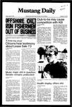 Mustang Daily, April 15, 1983