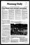 Mustang Daily, April 18, 1983