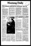 Mustang Daily, April 20, 1983