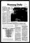 Mustang Daily, April 26, 1983