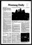 Mustang Daily, April 27, 1983