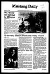 Mustang Daily, May 10, 1983