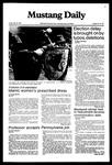 Mustang Daily, May 20, 1983
