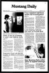 Mustang Daily, May 23, 1983