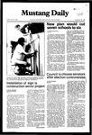 Mustang Daily, May 27, 1983