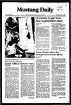 Mustang Daily, June 1, 1983